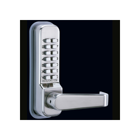 Codelocks CL410 BB - Mechanical Back to Back Codelock with Mortice Latch