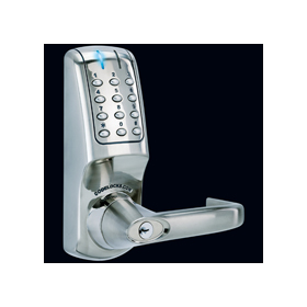 Codelocks CL5010 - Heavy Duty Electronic Tubular Mortice Latch Codelock