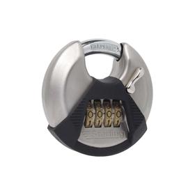 Sterling Locks CPL170 - Stainless Steel Combination Disc Padlock 70mm