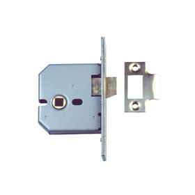 Union J2677 - Mortice Latch - 2.5/3 inch