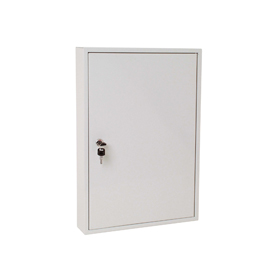 Sterling Locks KC100H - Heavy Duty Single Door Lockable Key Cabinet - 100 Keys