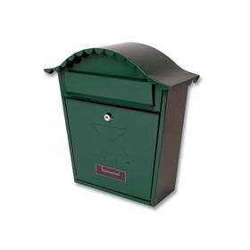 Sterling Locks MB01G - Green Classic Post Box