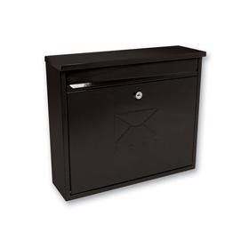 Sterling Locks MB02BK - Black Elegance Post Box