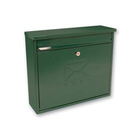 Sterling Locks MB02G - Green Elegance Post Box