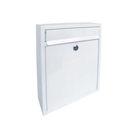 Sterling Locks MB05 - White Compact Post Box