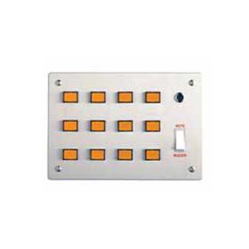 Wandsworth QD341 - Nurse Call Station Remote Indicator Panel - 6 lamps